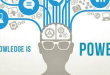 تصویر دانش قدرت است